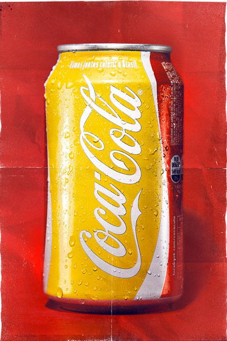 coca-cola-amarilla-brasil-2014