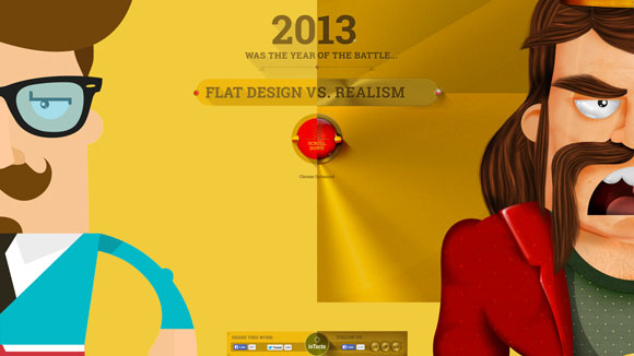 flat-design-vs-realism